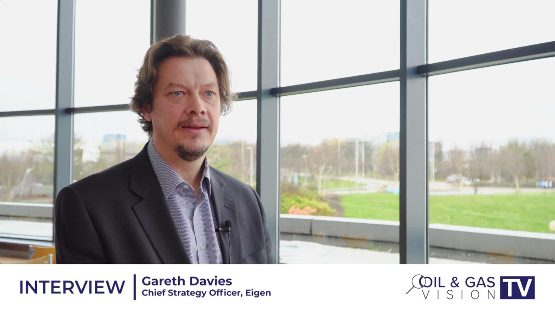Gareth Davies of Eigen