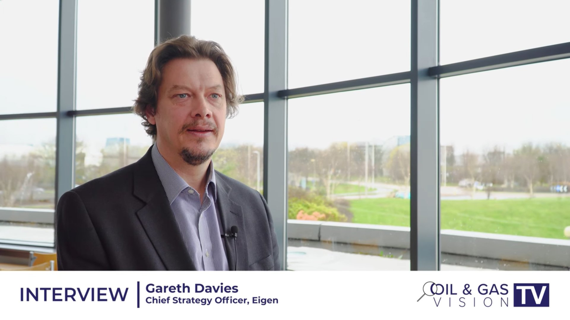 Gareth Davies - DIGIT 2018 - AECC Aberdeen