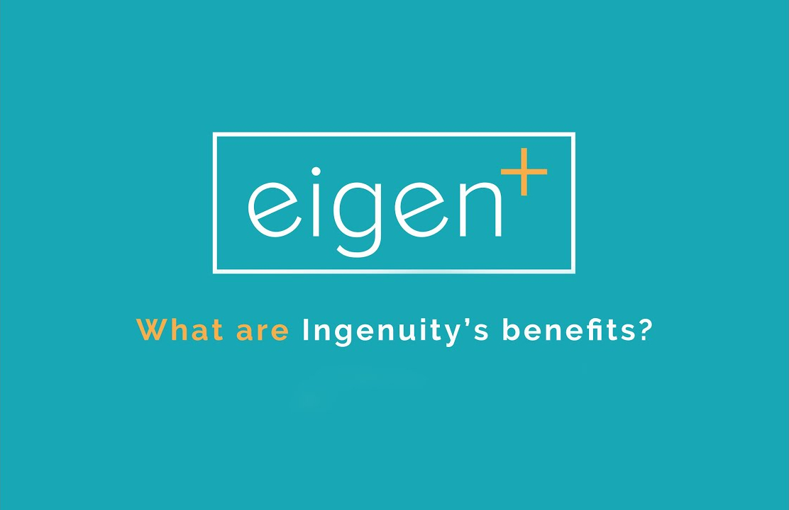 What are Ingenuity's top benefits?