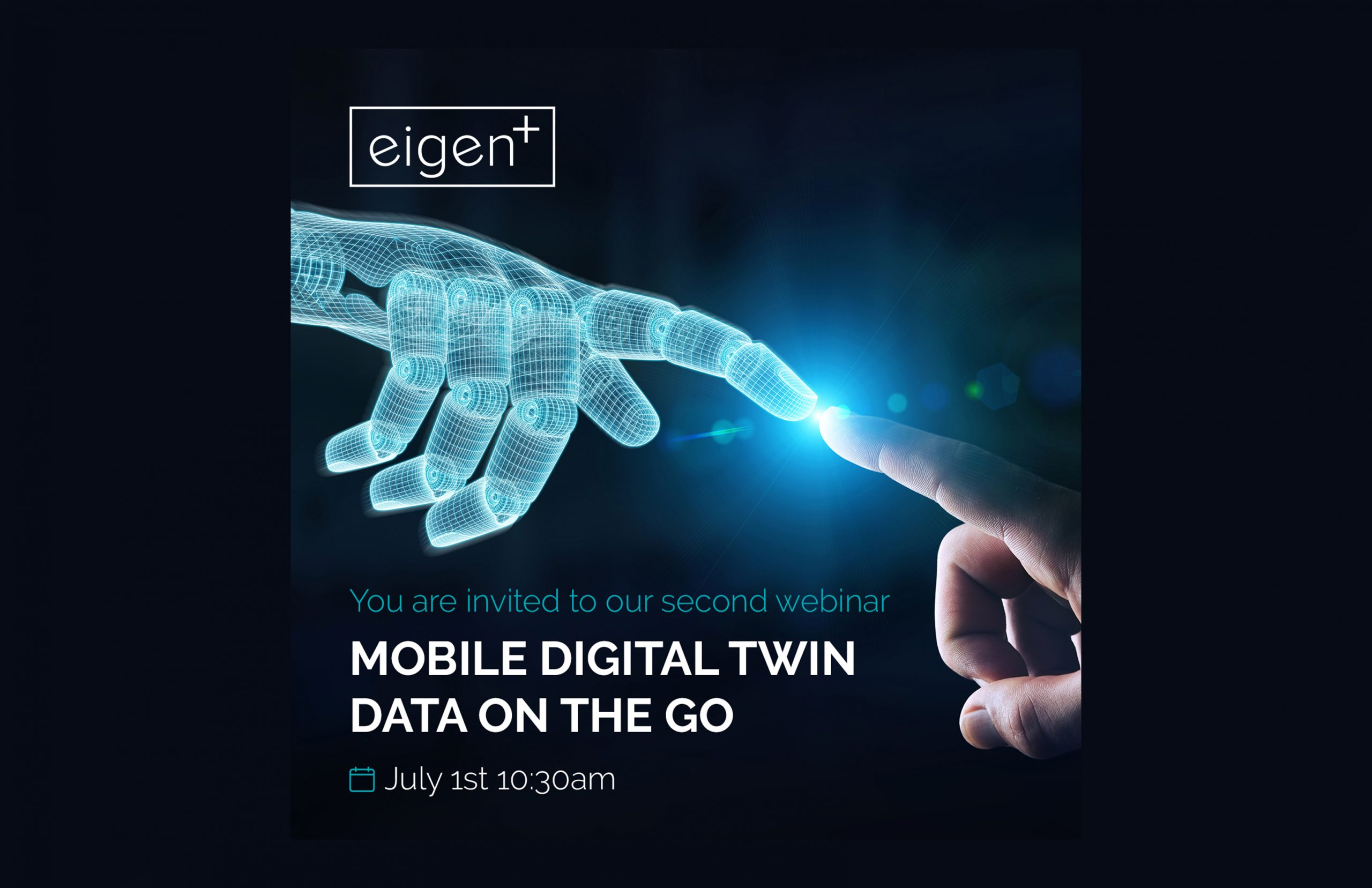 Mobile Digital Twin - Data on the Go