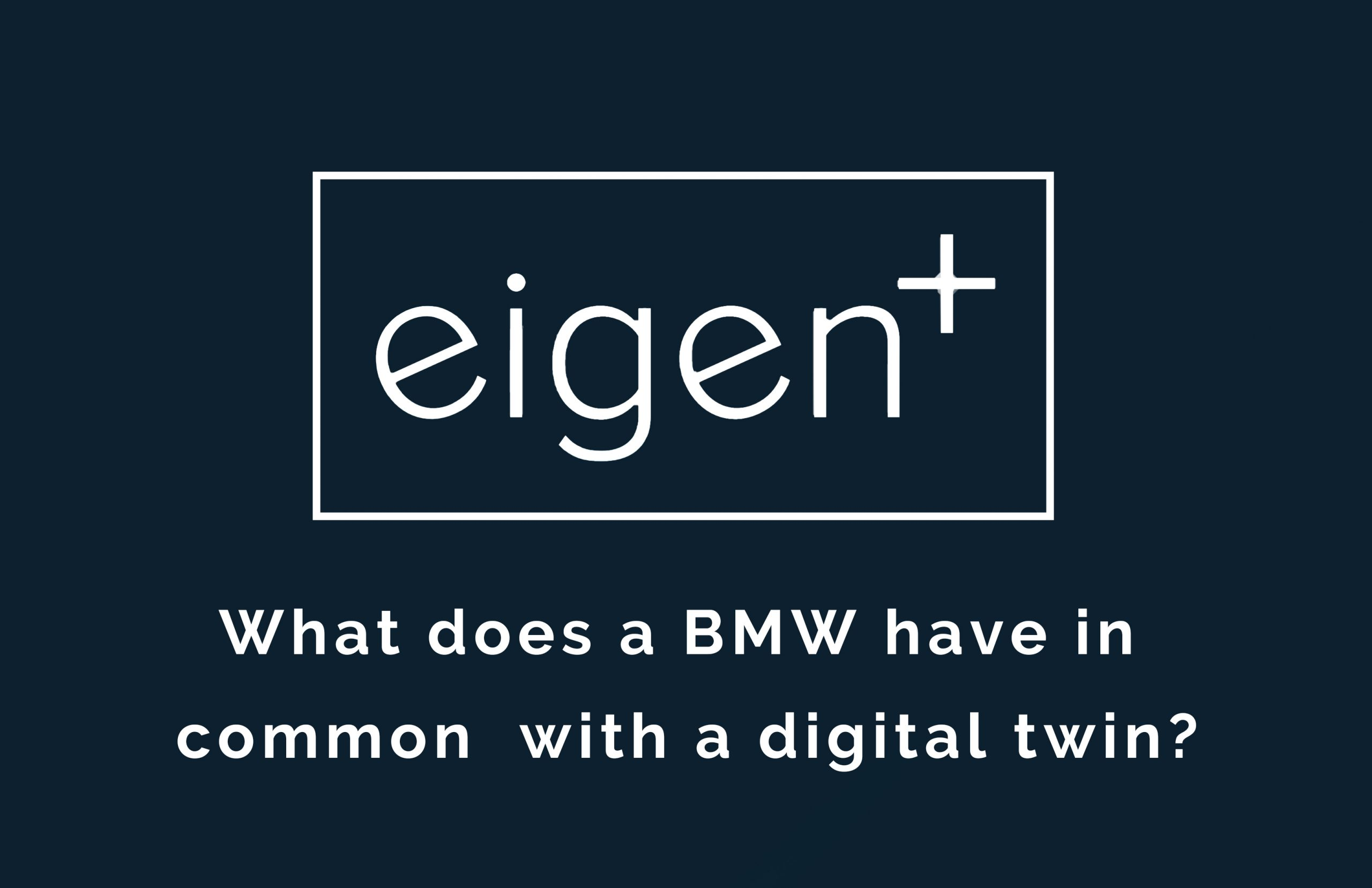 Digital Twin Series: What is a Digital Twin?