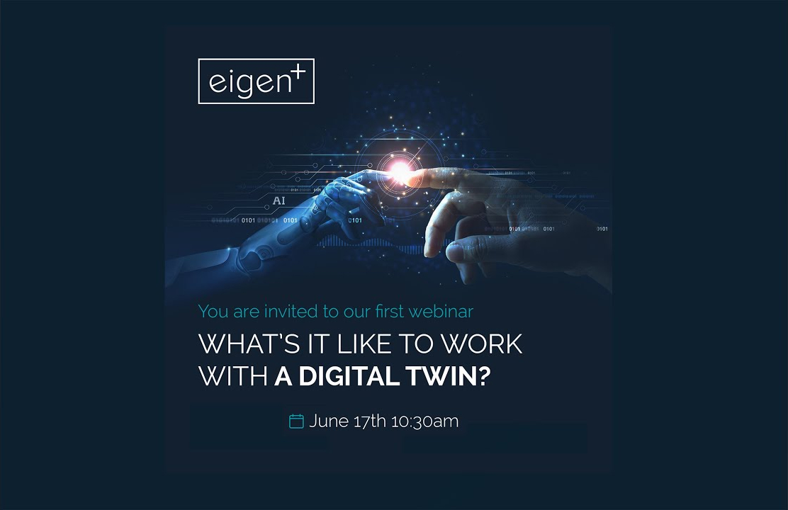 What's it like to work with a Digital Twin?