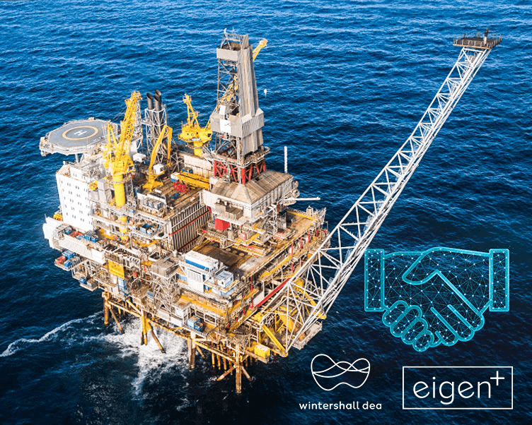 Wintershall Dea and Eigen sign digitalisation agreement