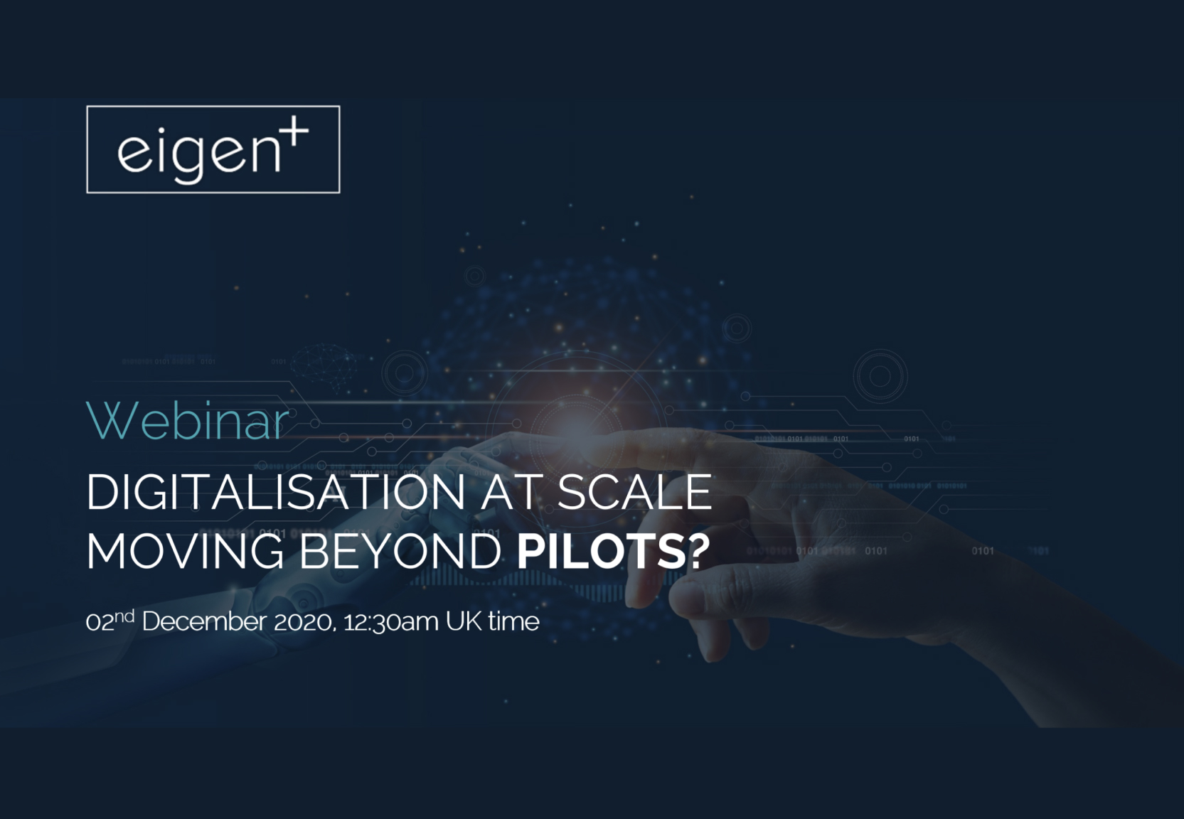 webinar - digitalisation